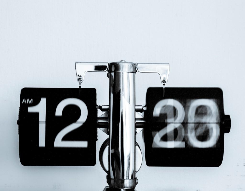 Nädala väljakutse 2: Kuidas planeerida enda tegevusi nii, et aeg ei libiseks käest?