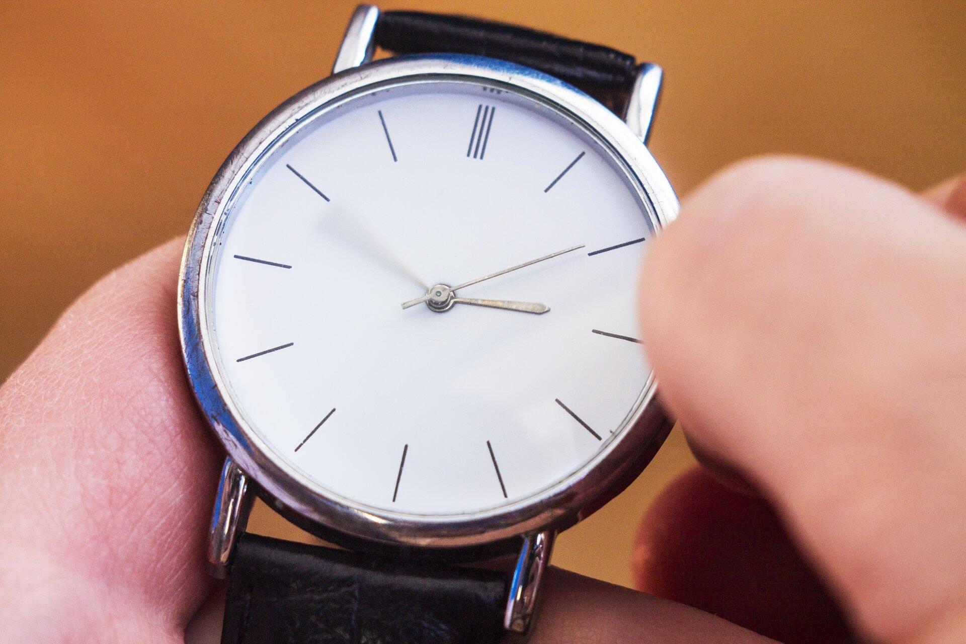 Kümme päeva aega harjuda kellakeeramisega 1