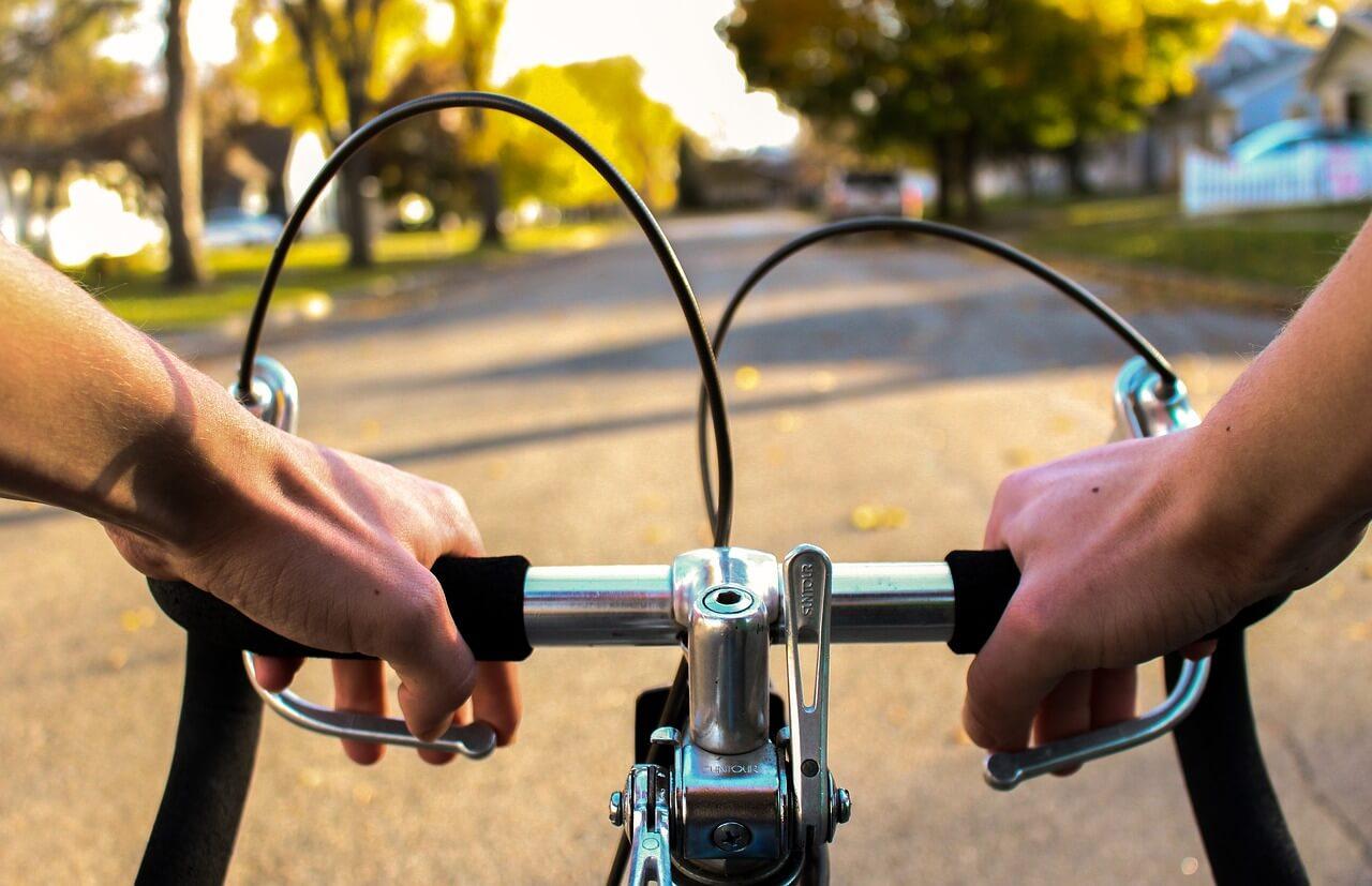 Lustakad seiklused rattasadulas #rattagatööle 1