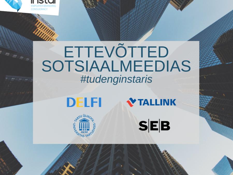 Ettevõtted sotsiaalmeedias