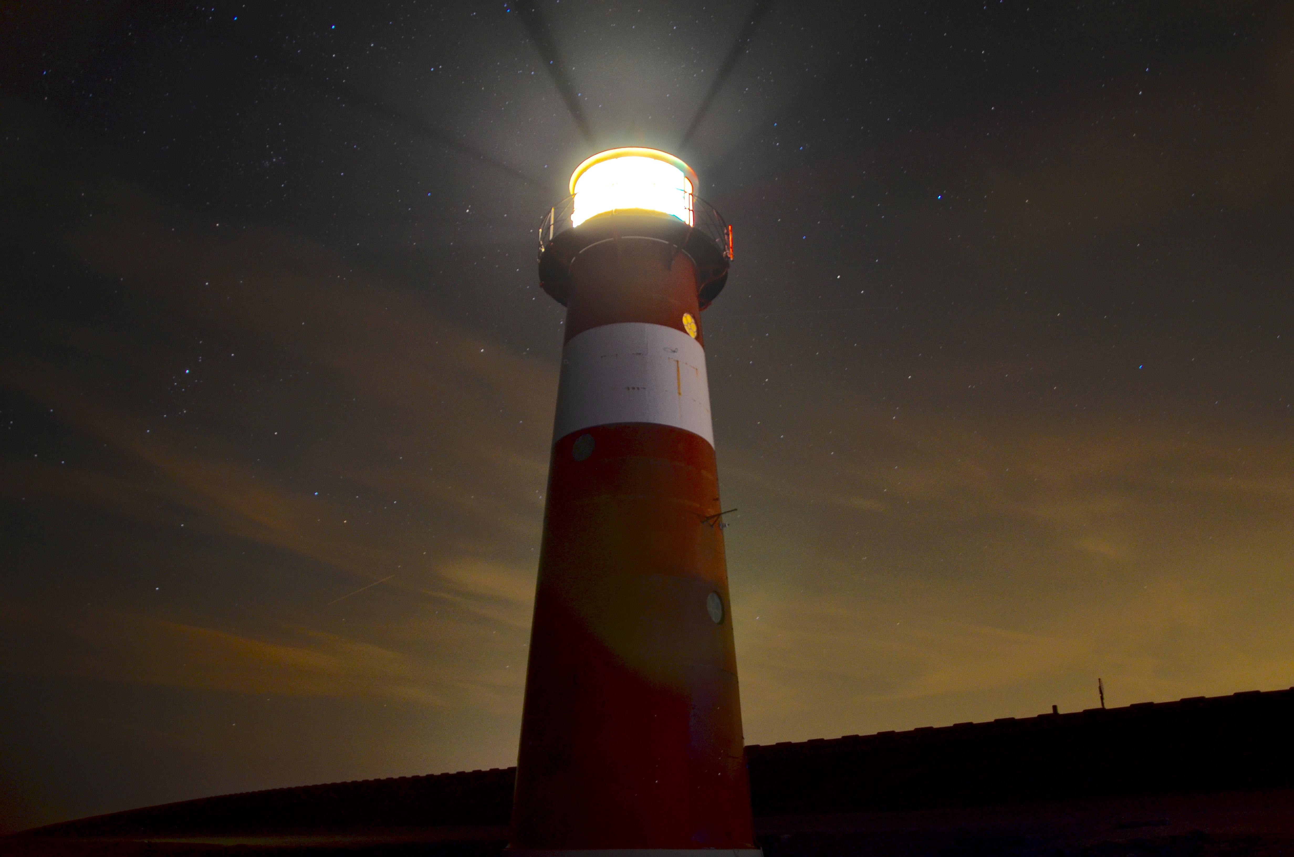 Цель - это маяк.
