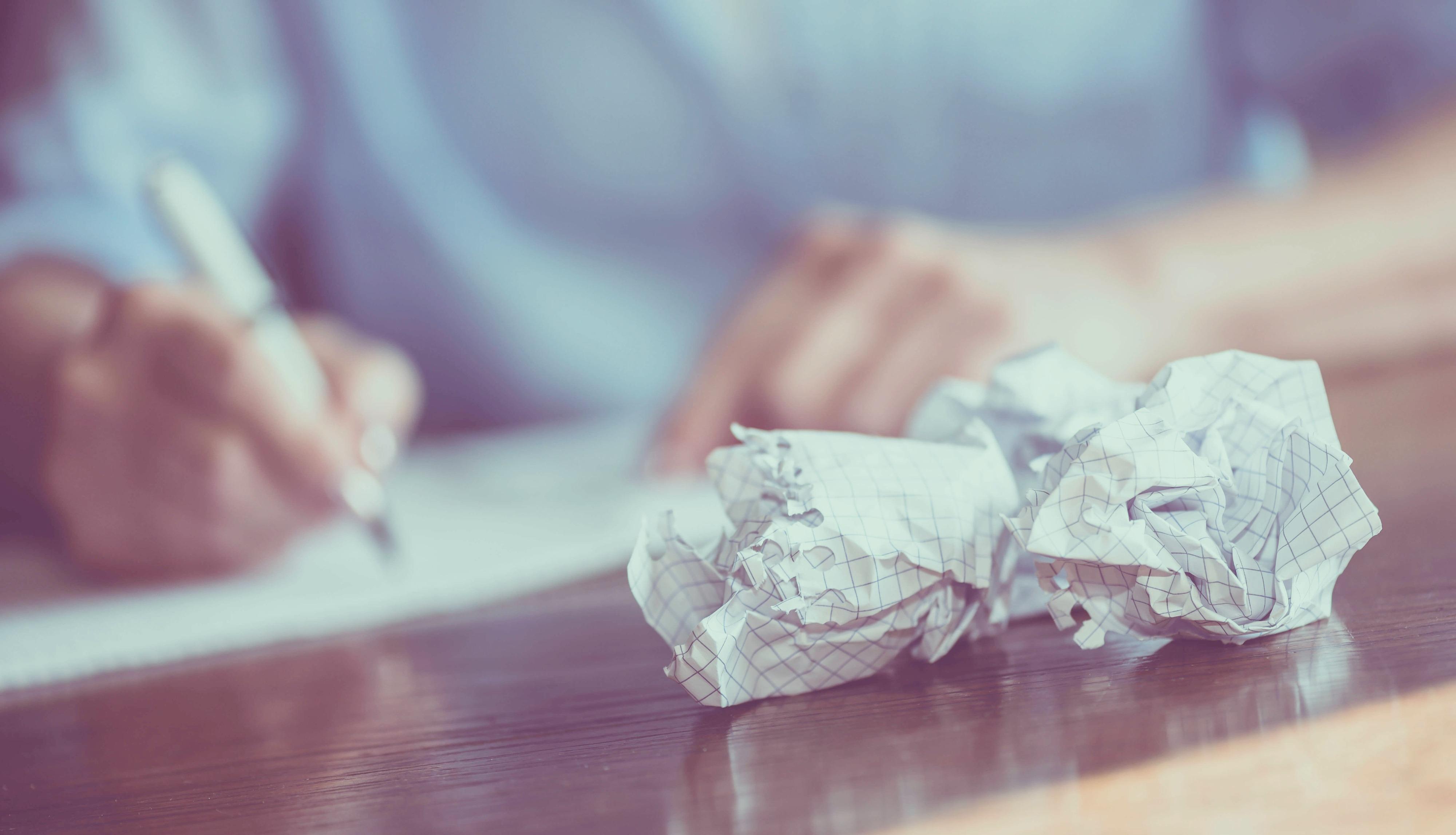 Väldi vigu: mida peaks CV koostamise korral kindlasti vältima? 1