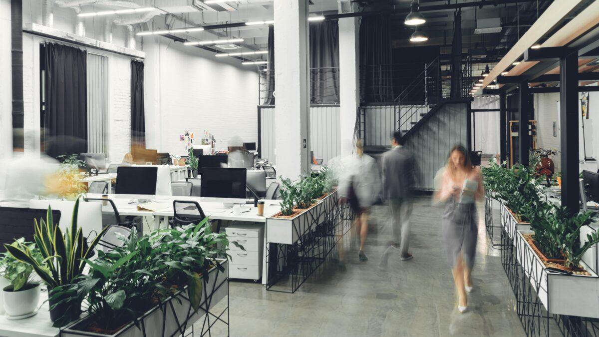 Töötajad õnnetud? Töökeskkonna disain võib olla demotiveeriv.