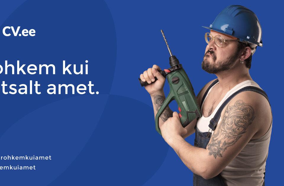 """Tänasest algab üle-eestiline kampaania """"Rohkem kui amet"""" 1"""