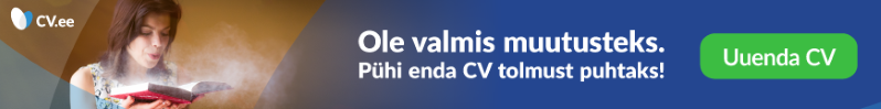 Sinu CV läbi värbaja silmade 8